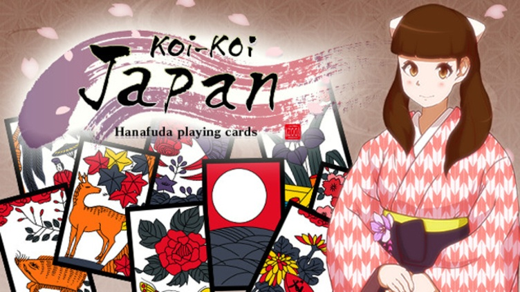 Koi-Koi Japan [Hanafuda playing cards] фото