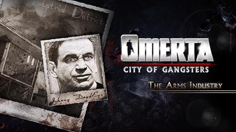 Omerta - City of Gangsters - The Arms Industry DLC фото