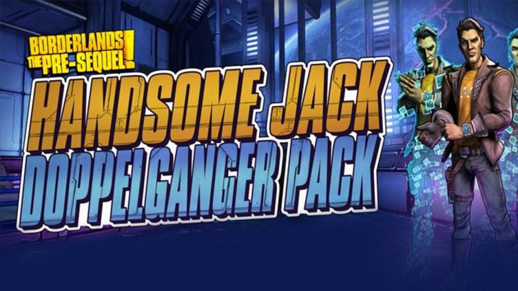 Borderlands: The Pre-Sequel - Handsome Jack Doppelganger Pack DLC фото