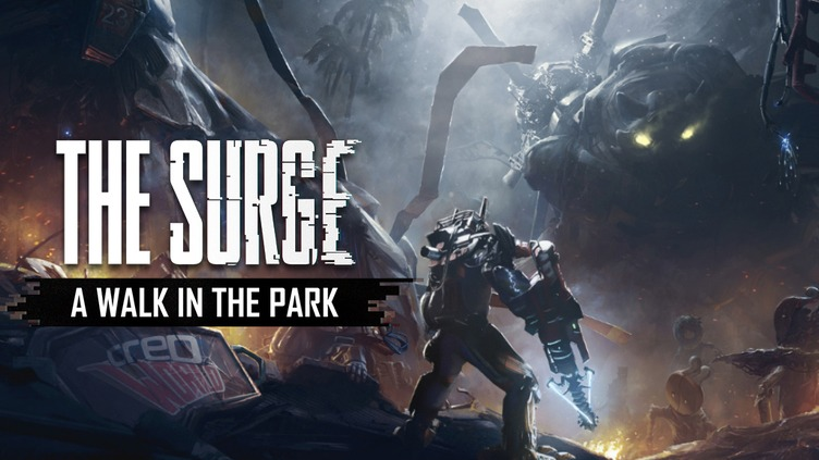 The Surge: A Walk in the Park DLC фото