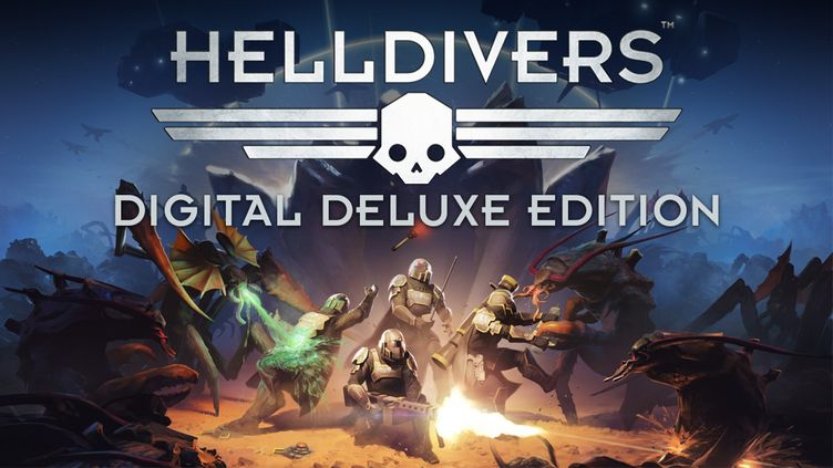 HELLDIVERS™ Digital Deluxe Edition