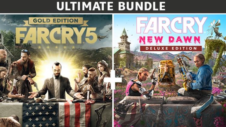 Far Cry® 5 Gold Edition + Far Cry® New Dawn Deluxe Edition Bundle фото