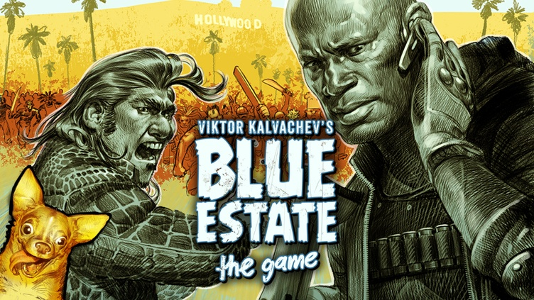 Blue Estate The Game фото