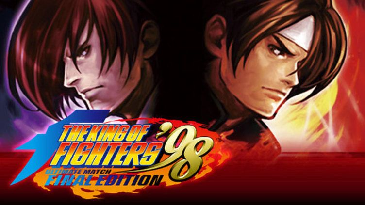 THE KING OF FIGHTERS '98 ULTIMATE MATCH FINAL EDITION фото