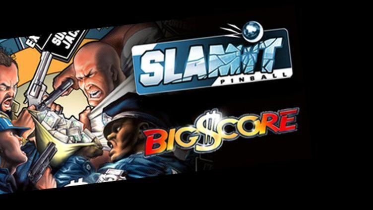 SlamIt Pinball Big Score фото