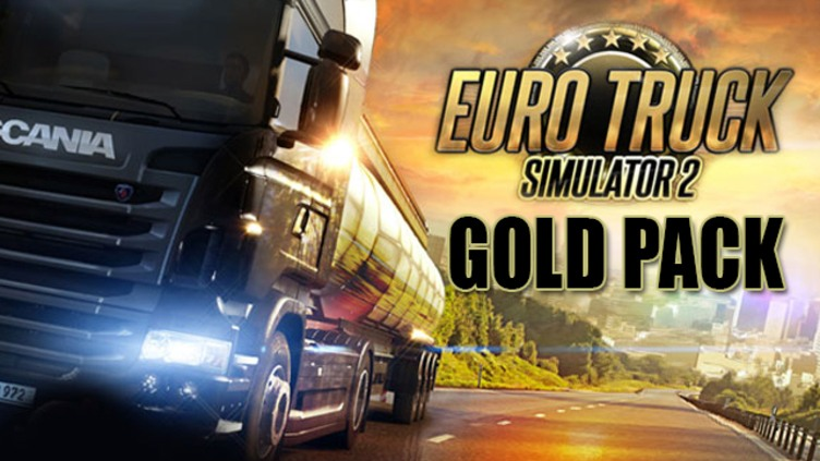 Euro Truck Simulator 2 - Gold Pack фото