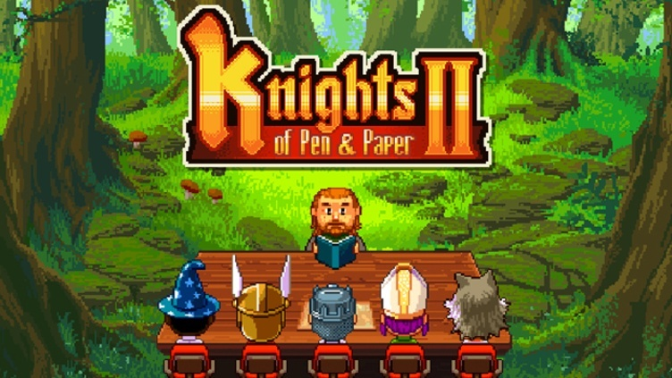 Knights of Pen and Paper 2 фото