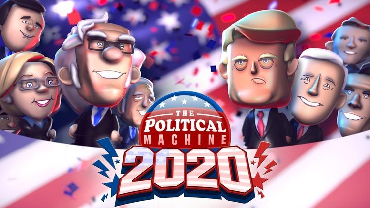 The Political Machine 2020 фото