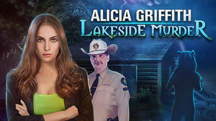 Alicia Griffith – Lakeside Murder