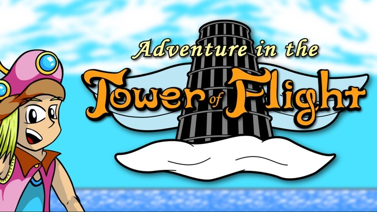 Adventure in the Tower of Flight фото