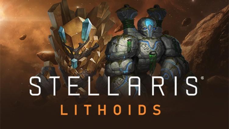 Stellaris: Lithoids Species Pack фото