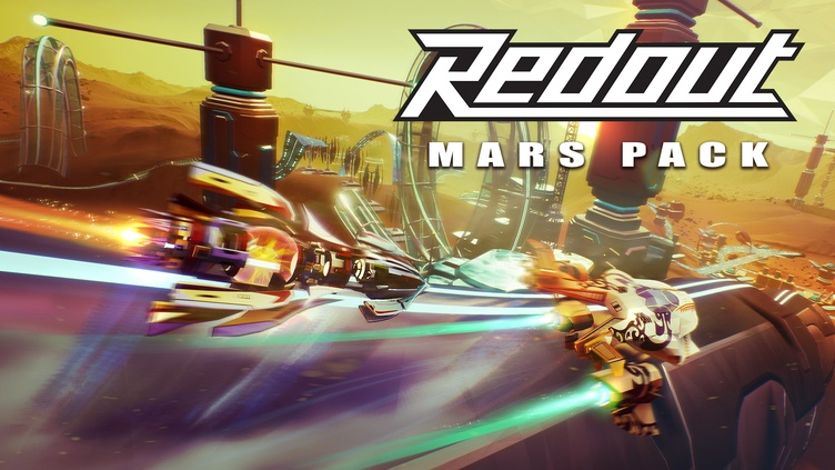 Redout - Mars Pack DLC фото