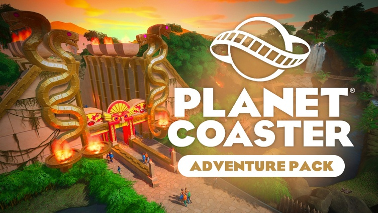 Planet Coaster - Adventure Pack фото