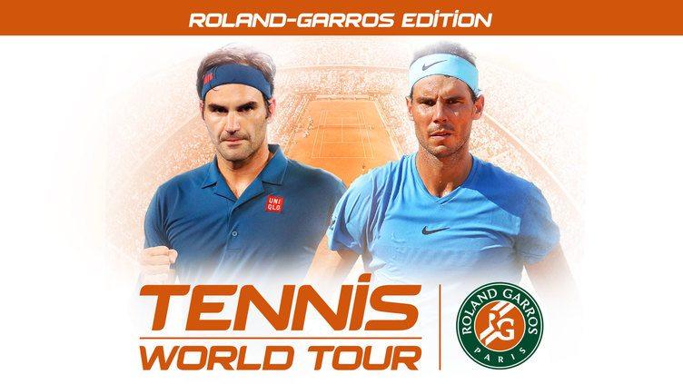 Tennis World Tour Roland-Garros Edition фото