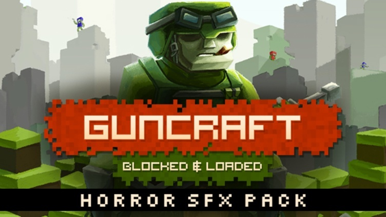 Guncraft: Horror SFX Pack DLC