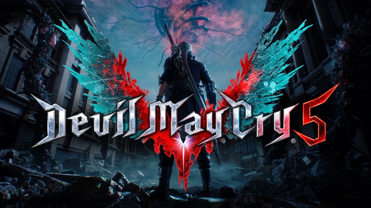 Devil May Cry 5 фото