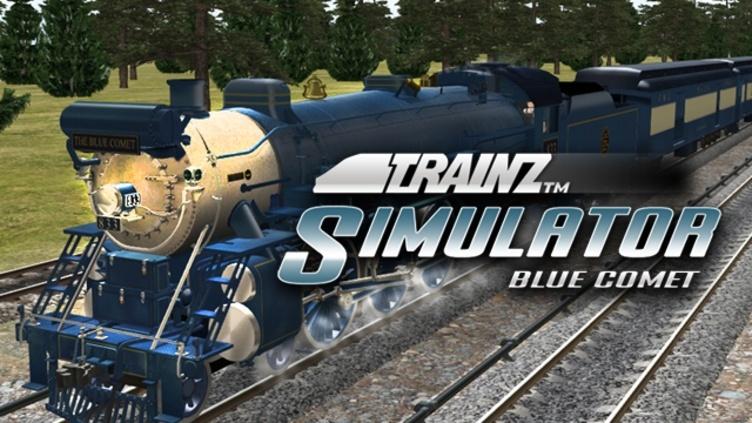 Trainz Simulator: Blue Comet DLC фото