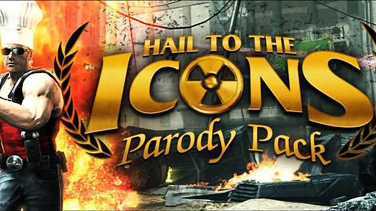 Duke Nukem Forever: Hail to the Icons Parody Pack фото