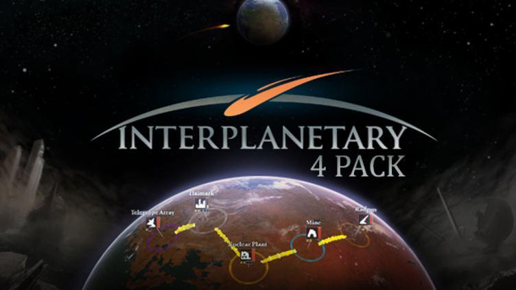 Interplanetary 4-Pack фото