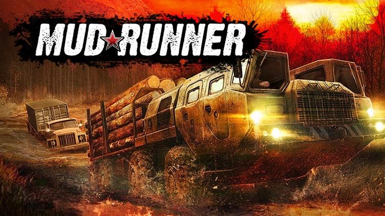MudRunner Focus Home Interactive