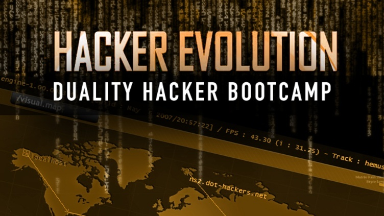 Hacker Evolution Duality: Hacker Bootcamp DLC фото