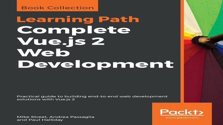 Complete Vue.js 2 Web Development фото