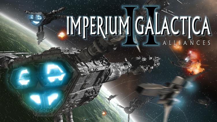 Imperium Galactica II фото