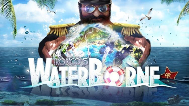 Tropico 5 - Waterborne фото
