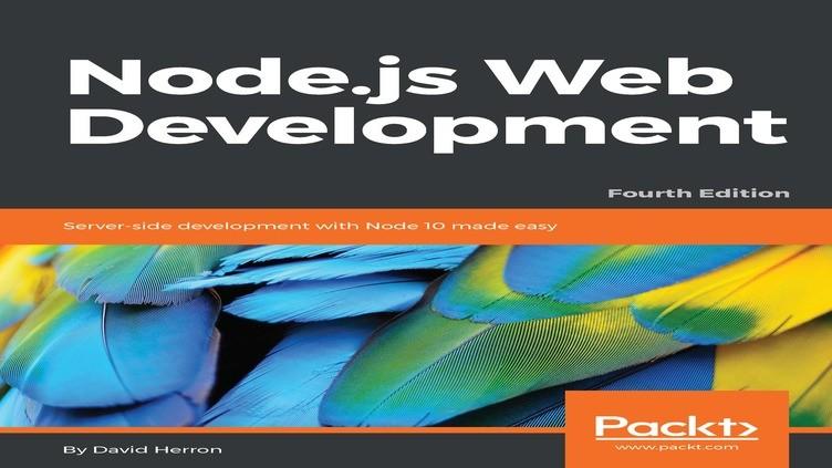 Node.js Web Development - Fourth Edition фото