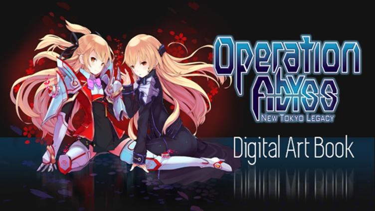 Operation Abyss: New Tokyo Legacy - Digital Art Book DLC фото