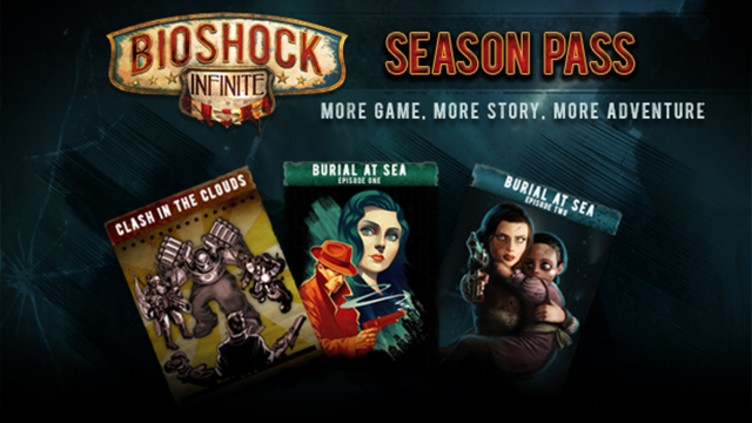 BioShock Infinite - Season Pass DLC фото