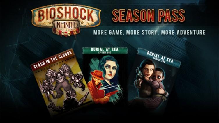 BioShock Infinite - Season Pass DLC