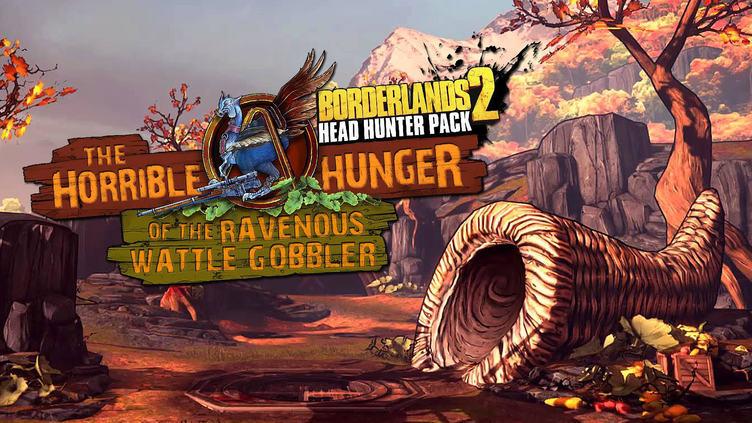 Borderlands 2: Headhunter 2: Wattle Gobbler DLC фото
