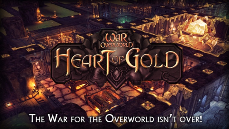 War for the Overworld - Heart of Gold DLC фото