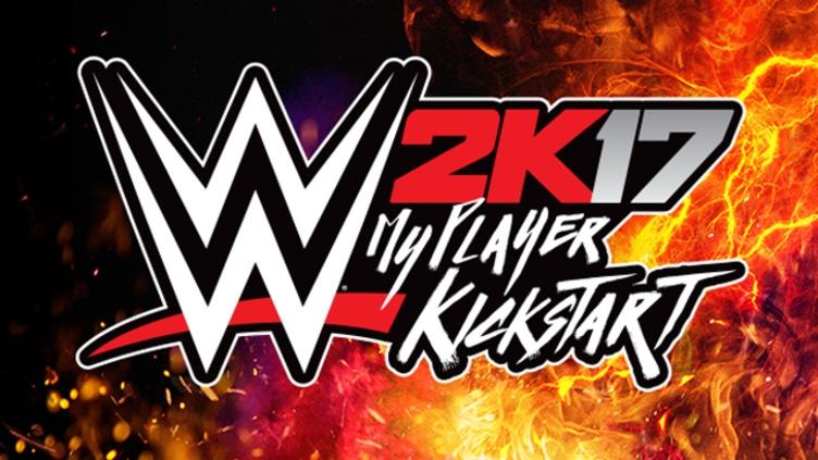 WWE 2K17 - MyPlayer Kick Start DLC фото
