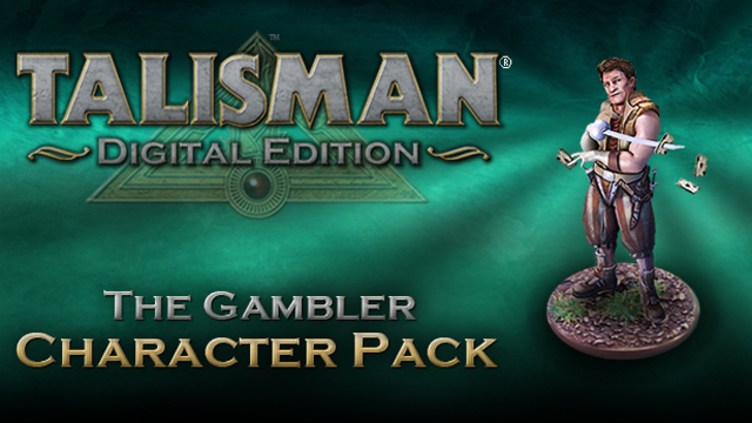Talisman - Character Pack #6 - Gambler фото