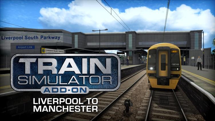 Train Simulator: Liverpool-Manchester Route Add-On фото