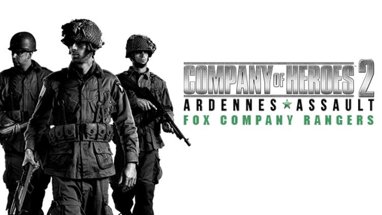 Company of Heroes 2 - Ardennes Assault: Fox Company Rangers DLC фото