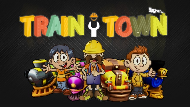 Train Town фото